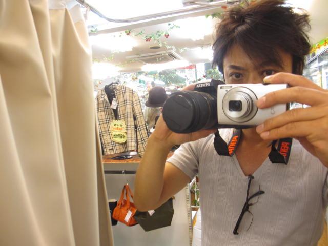 ペンタックス カメラ 小平 買取 新青梅街道・貴金属・ロレックス・高価買取・女性スタッフがいるお店