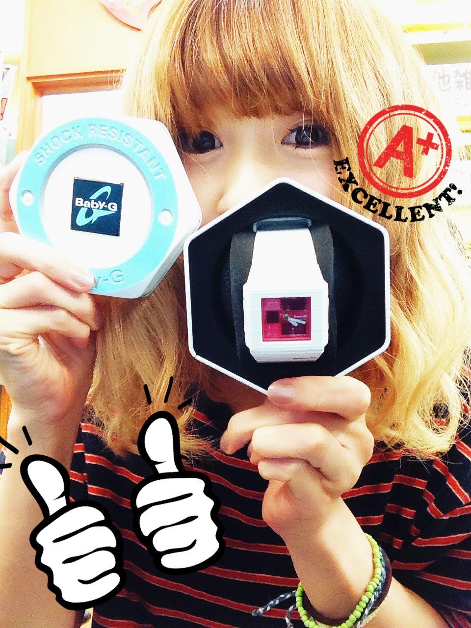 【baby-G】腕時計、レディース、ホワイト★新作入荷☆小平☆東大和☆府中高価買取☆