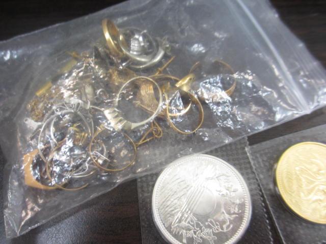 金 プラチナ ダイヤ高価買取 小平市 国分寺市  金貨 銀貨