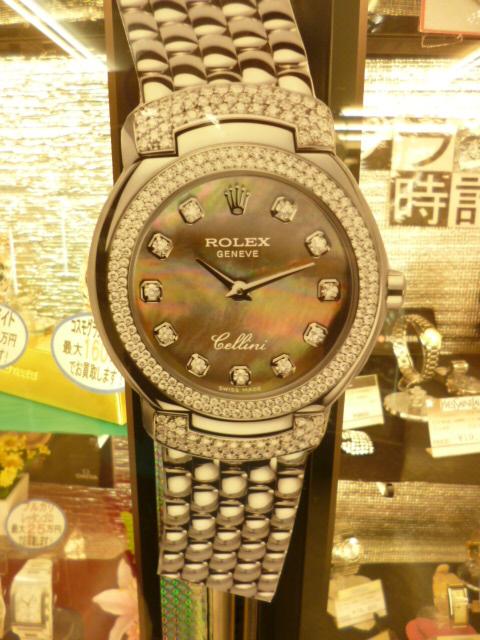 動かない時計・ベルトの壊れた時計・割れてしまった時計等もお買い取りします!!