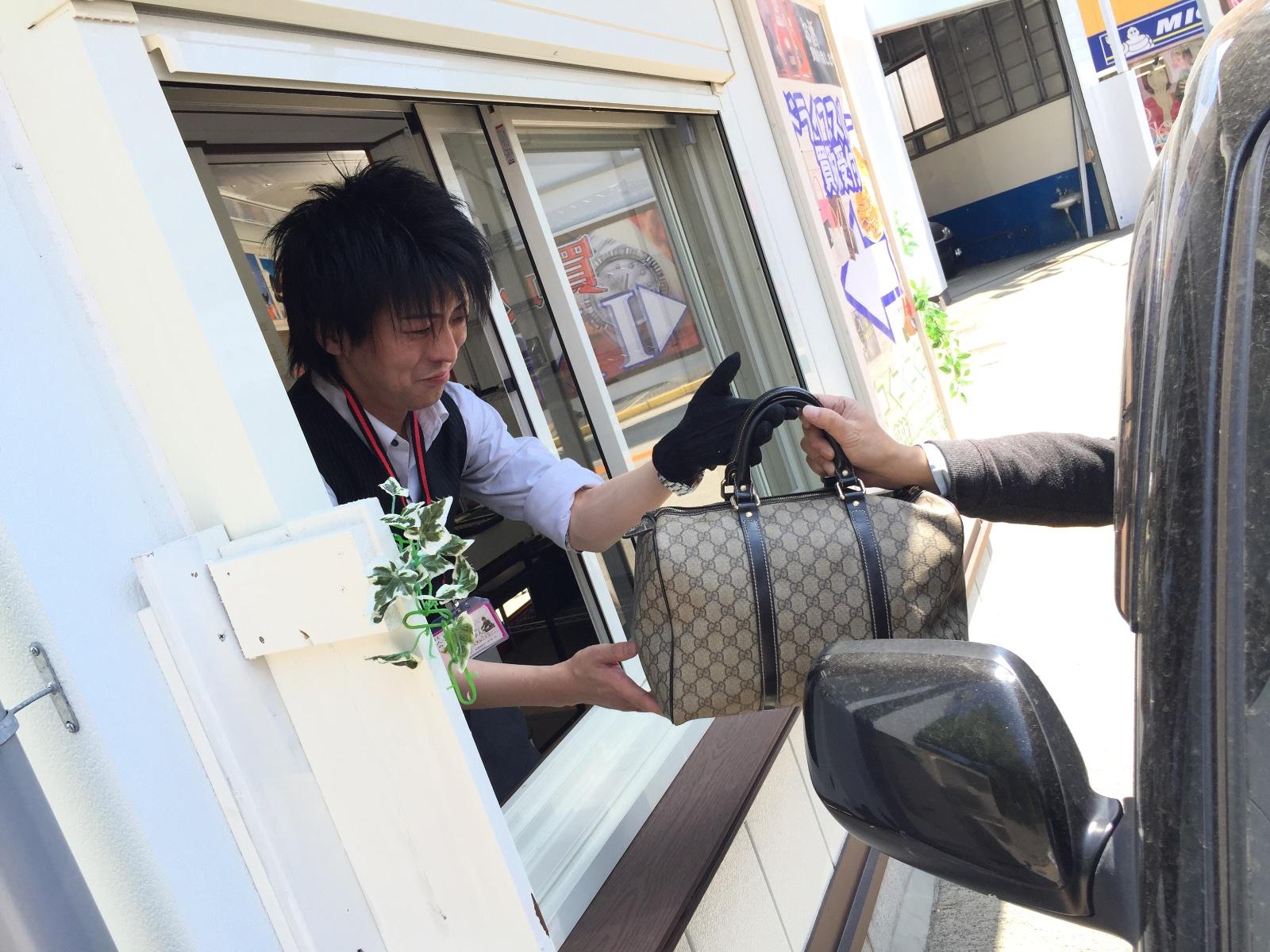 東京発!ドライブスルーで買取ができるリサイクルショップ誕生!!武蔵村山市