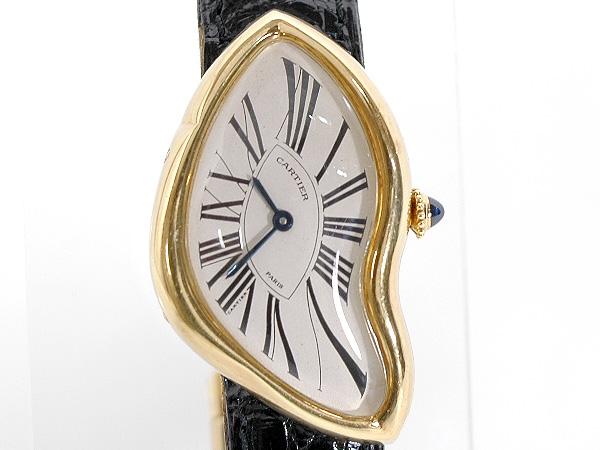 カルティエ 時計 買取ならゴールドステーション東大和店