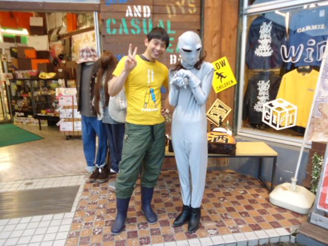瑞穂店 コスプレ衣装 宇宙人 ペアルック 買取 ニーチェ先生