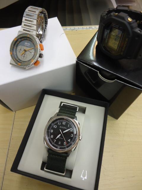 瑞穂店 腕時計 売る 買う カシオ セイコー 西多摩 新青梅街道