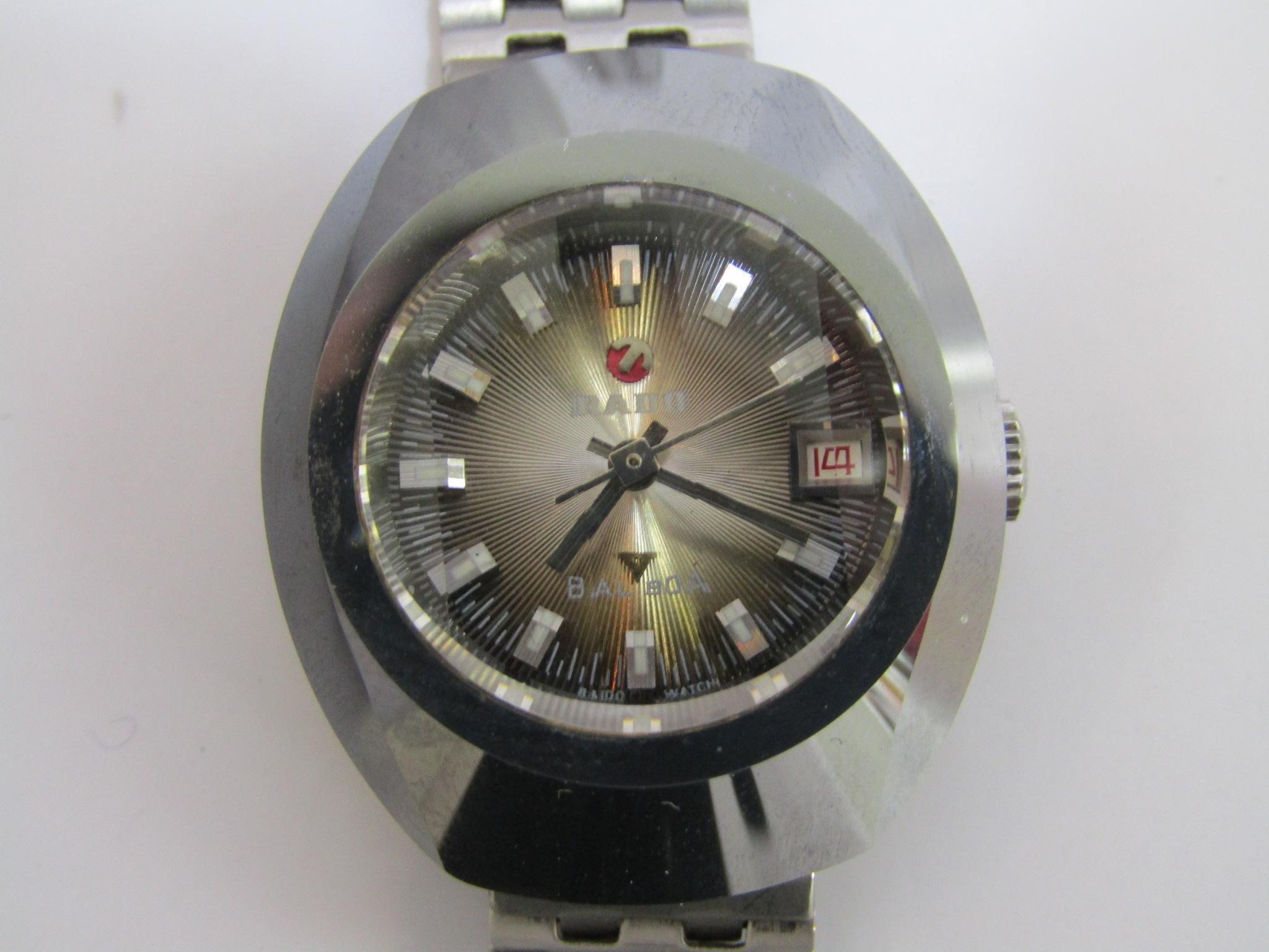 ラドー時計 売るならゴールドステーション東大和店