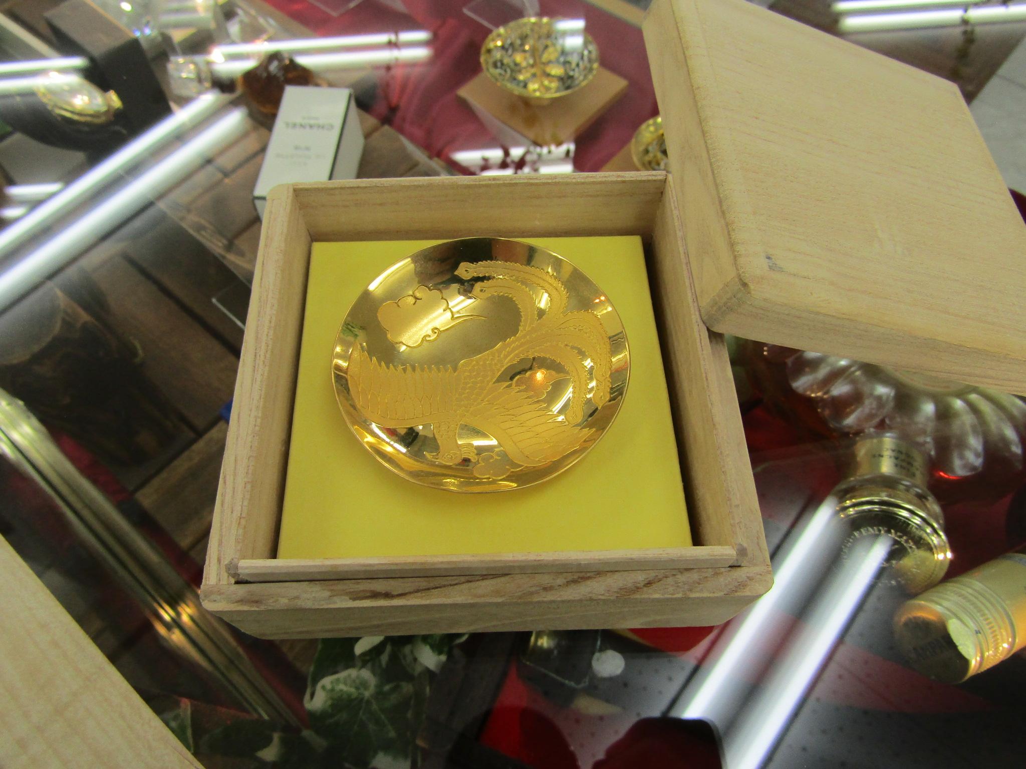 金杯 K24 金歯も買取します!ゴールドステーション東大和店