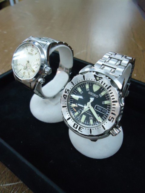 瑞穂店 腕時計 セイコー 売る 買う 西多摩 壊れ 動かない