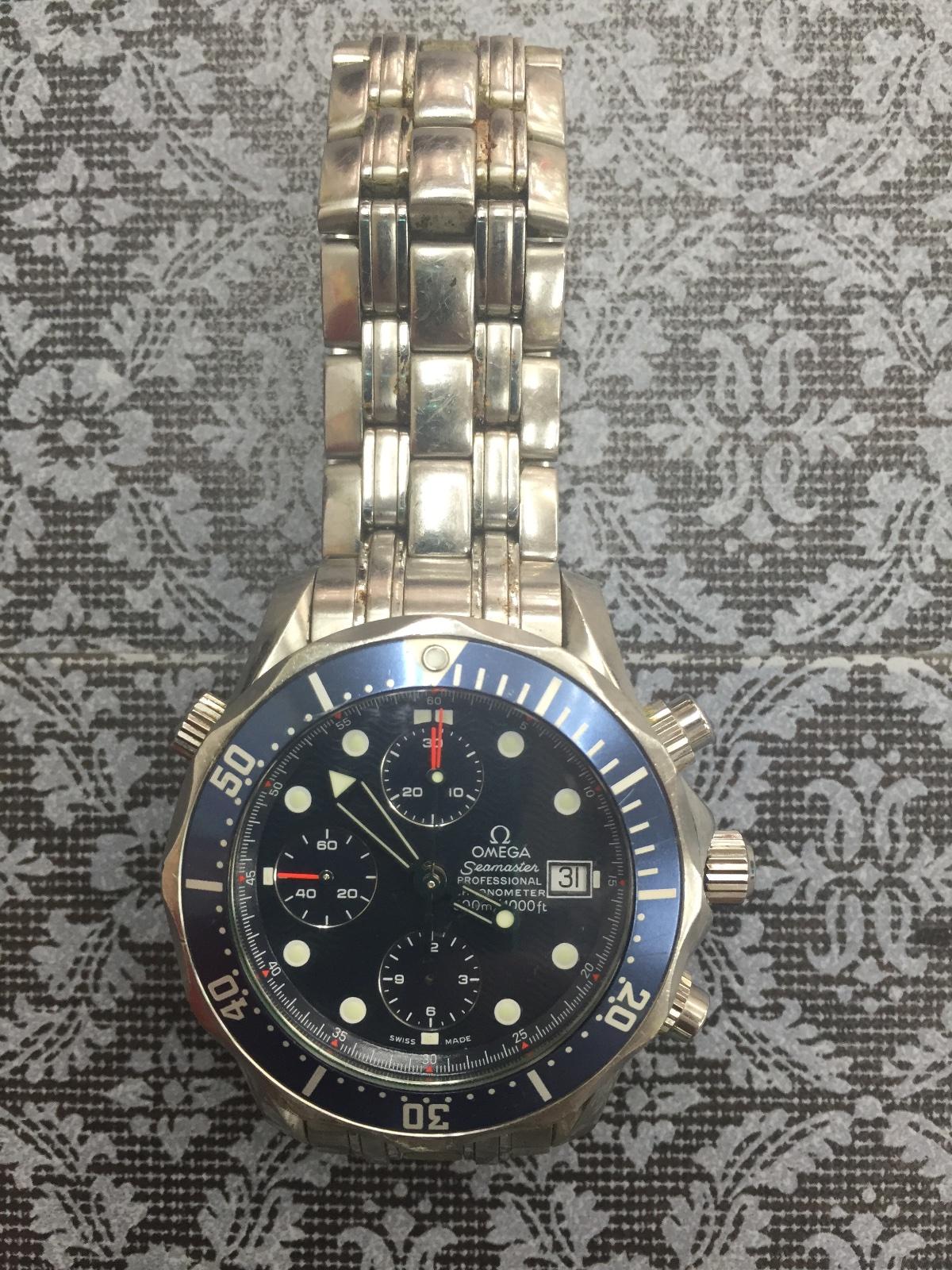 壊れた時計、オーバーホールにお金がかかる時計、付属品がない時計のお買取はお任せください。 小平 府中 国分寺 東大和