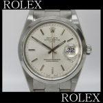 ROLEX ロレックス 高価買取 壊れていても買取 付属品なしでも大丈夫な時計です オイスターパターンペチュアルデイト 1601 16013 高価買取 下取り 小平 花小金井 久米川 東村山 東久留米 東大和 武蔵村山 国立 国分寺 立川 西多摩で時計買取