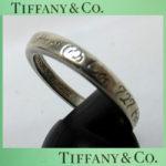 ティファニー Tiffany 指輪 ネックレス シルバー ゴールド 買取 リサイクルショップ ゴールドステーション 小平 小川 新小平 久米川 東村山 東大和 国分寺 国立 立川