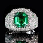 【宝石の豆知識】エメラルドの歴史と特徴について